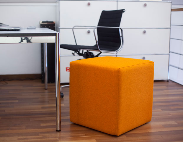 cube seat by CUBESTYLE - big cube seats
